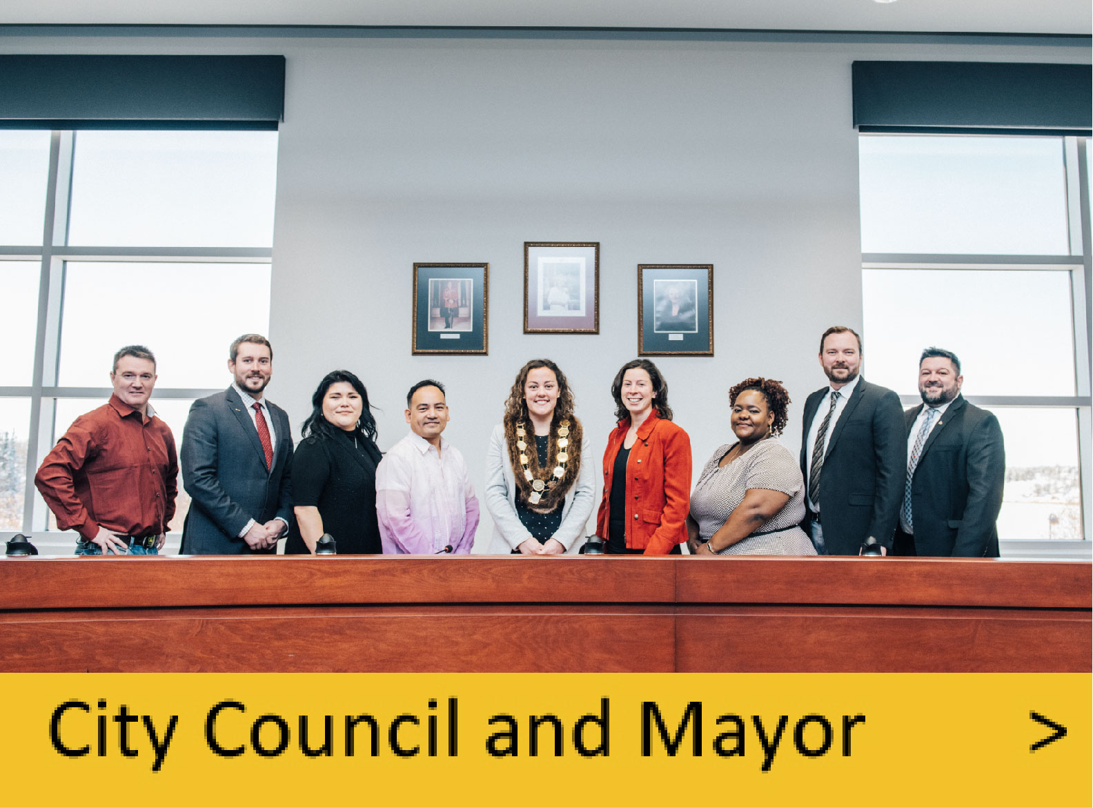 View our Council Members page